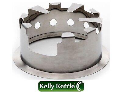Kelly Kettle Landstreicher Herdplatte - Groß (Passungen 'Basislager '&' Scout ' ()