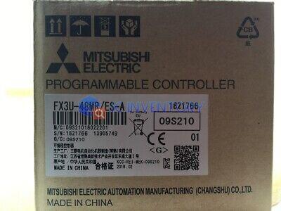 1pcs Mitsubishi Plc Module Fx3u-48mres-a New In Box