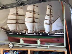 RC Square rigger model boat Warner Pine Rivers Area Preview
