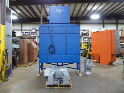 Used Dust Collector - Torit 6000 CFM Dust Collector DC2159-Dust Collectors