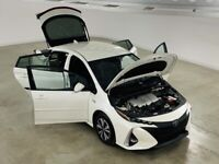 2017 Toyota Prius Prime 5DR HB TECHNOLOGY