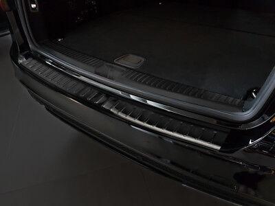 OPPL Ladekantenschutz für Mercedes E-Klasse W212 Limousine 2013-Kunststoff ABS