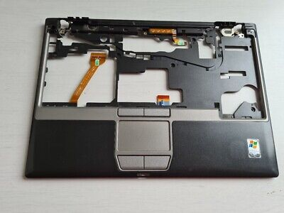 Dell latitude d430 laptop touchpad palmrest topcase original