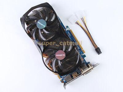 GIGABYTE NVIDIA GeForce GTX 660 2GB 1×HDMI 2×DVI 1×DP GV-N660OC-2GD Video Card, usado comprar usado  Enviando para Brazil