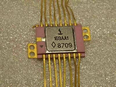 169aa1 Ic Microchip Ussr Lot Of 2 Pcs