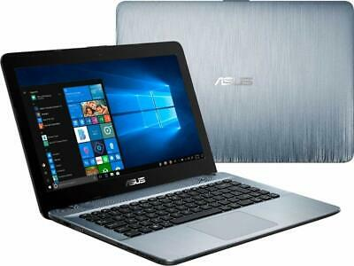 Laptop Windows - ASUS X441BA 14 inch HD Laptop 7th Gen AMD A6-9225 4GB RAM 500GB HDD Windows 10