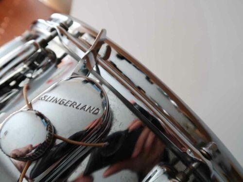 SLINGERLAND Snare Drum From 1960`s / 1970`s  (#2)