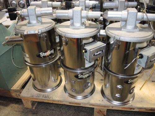 Sterling SSK5 Vacuum Hopper Material Receivers
