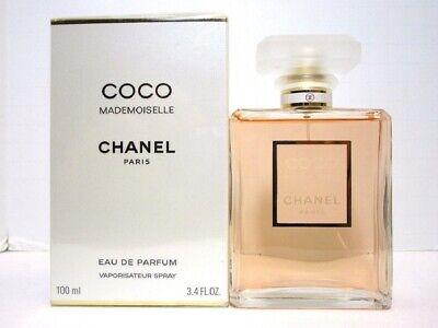 Chanel Coco Mademoiselle 3.4 oz / 100 ml Women's Eau De Parfum NEW & SEALED