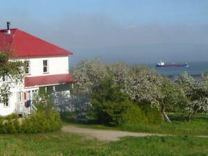 Maison touristique du Patrimoine sur le Fleuve Charlevoix