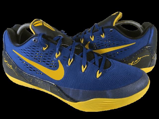 Nike Kobe 9 Blue Yellow