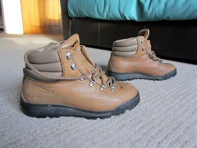 ZAMBERLAN Walking Hiking Trail Climbing Boots EU 38 zamberland vibram for sale  Shipping to Ireland