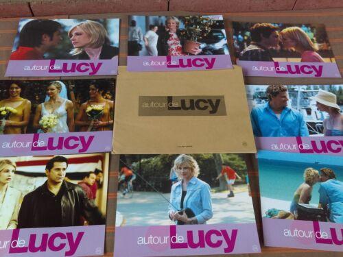 Monica POTTER · David BOREANAZ· Anthony LaPAGLIA 8 french L.C. I AM WITH LUCY