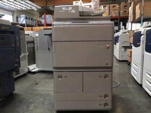 Canon Imagerunner Advance 8285 A3 Mono Laser Printer Copier Scanner Mfp 85ppm
