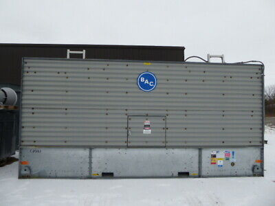 Used Chilling / Cooling Tower - Bailtimore Aircoil Company 272 Ton Cooling Tower