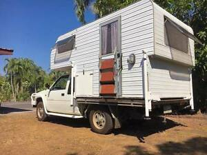 Exclusive Slide-On Camper FOR SALE! Howard Springs Litchfield Area Preview