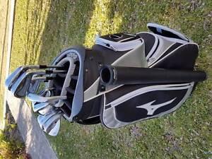 MIzuno Golf 9/HP-H4 Irons + 3/MP-T4 Wedges + Mizuno Bag Booragoon Melville Area Preview