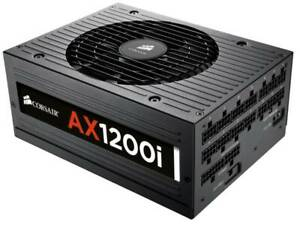 Corsair AX 1200i High End Computer Power Supply PC