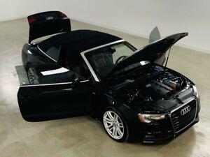 2015 Audi A5 Progressiv S-Line Convertible