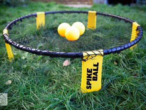 Spikeball Game Set (3 Ball Kit) - Game for Boys, Girls / New & Freeship /
