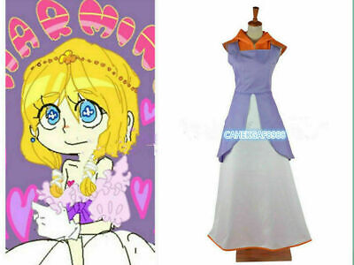 South Park Princess Kenny Cosplay Costume*Free shipping