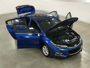 2018 Chevrolet Cruze RS 2LT Mags*Toit*Audio BOSE*Camera Recul*