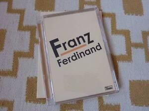 FRANZ FERDINAND LIVE 2 DISC DVD – 50 SONGS Summer Hill Ashfield Area Preview