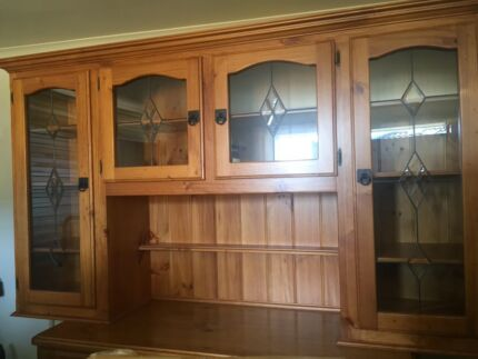 Wall unit | Cabinets | Gumtree Australia Geelong City - Grovedale ...