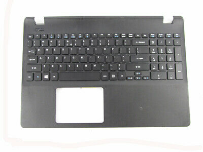 FOR Acer Aspire E 15 ES1-512 Laptop Black Upper Case Palmrest & Keyboard