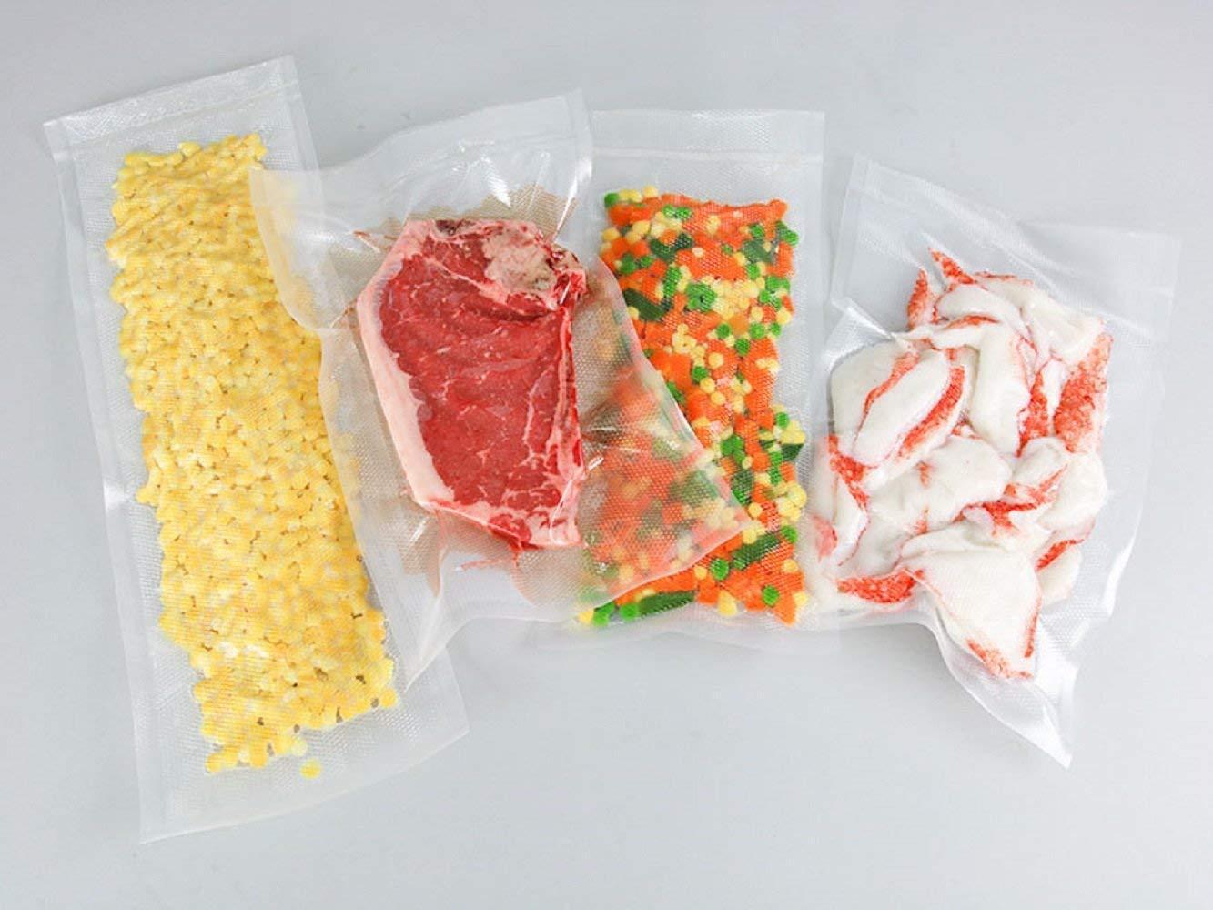 Купить Food Magic Seal R1150 - Vacuum Sealer Storage Bags 4-11x50' Rolls Food Magic Seal 4 Mil Great $$ Saver