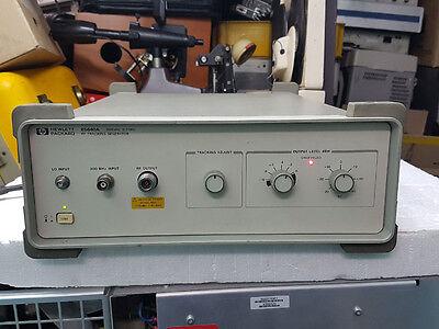 Agilent Hp 85640a Rf Tracking Generator 300 Khz - 2.9 Ghz
