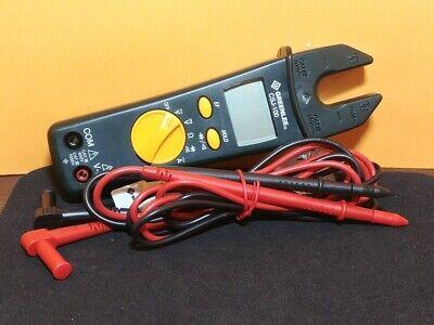 Greenlee Csj-100 Ac Open Jaw Digital Clamp Meter
