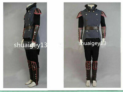 Avatar The Legend of Korra Amon Cosplay Costume 56#