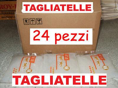 802 SHIRATAKI KONJAC PASTA 24 PZ TAGLIATELLE DIETA DUKAN 270 GR OFFERTA  STOCK