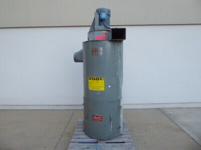 Used Dust Collector - Hammond 1500 CFM Dust Collector DC2114-Dust Collectors