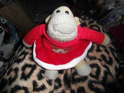 Santa Skirt for PG Tips Jonny Vegas Monkey TV from the Advert Sidekick BNWT