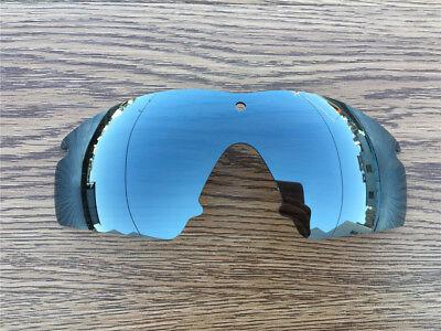 Black Iridium polarized Replacement Lenses for Oakley SI M Frame 3.0