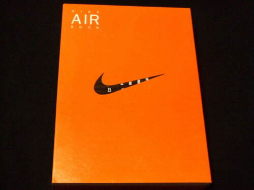 Nike Air book W/ Air bag photo history Air max NIKE AIRMAX data