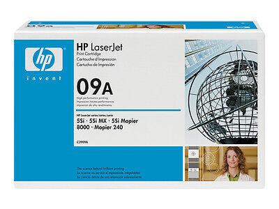 Original HP Color Laserjet Drucker Toner C3909A für HP 8000 & 5Si - OVP