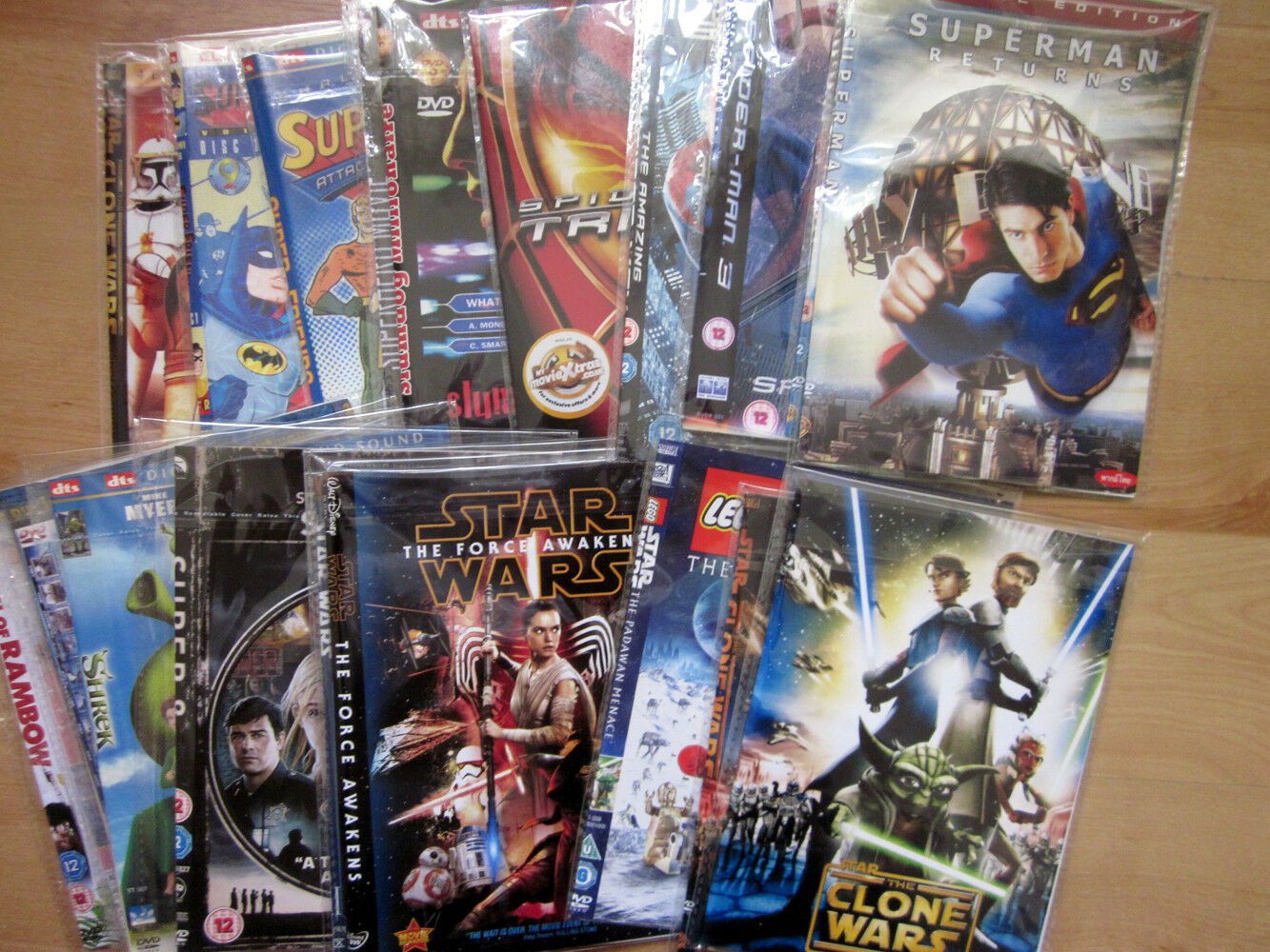 DVD's    ( lots of DVD's) CHILDRENS . Yes 8   for 10 inc p/p