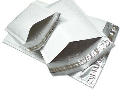 Polycyberusa 250 Pcs 0 Poly Bubble Envelopes Mailers 6 X 10 Inner 6x9