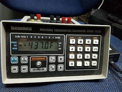 Beamex Tc301 Precision Thermometer Calibrator