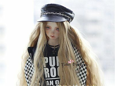 Bjd Doll Wig 1/3 8-9 Dal Pullip /AOD DZ AE SD DOD LUTS Dollfie brown Toy/ Hair for sale  Shipping to Canada