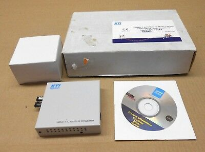 BLACK BOX LE1604A Pure Networking Media Converter 10BASE-T ThinNet FREE SHIPPING