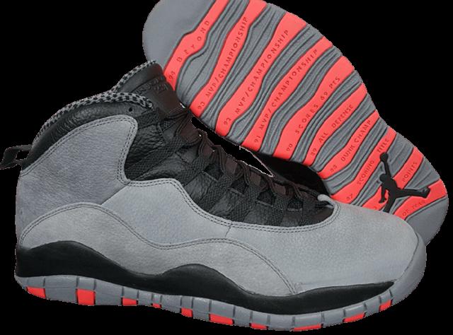 Air Jordan Retro 10 Sneakers