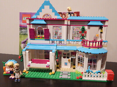 LEGO Friends Stephanie's House 41314 - Complete with Box