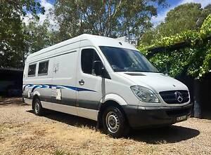 2008 Mercedes Long Wheelbase Campervan Dural Hornsby Area Preview