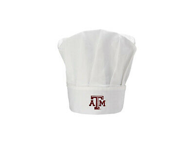 Texas A&M Aggies Chef Hat BBQ Barbecue Cooking Grilling Tailgating New With -