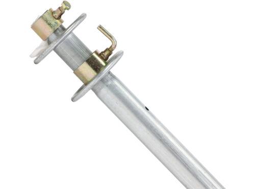 Channel Master Telescoping TV Antenna Mast Galvanized Steel Pole 17 FT - CM-1820