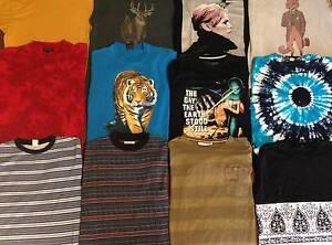 Men Teen T-Shirts Tees M-L Cool Prints $10ea or make an offer! Fremantle Fremantle Area Preview